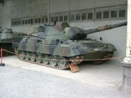Leopard 1A2 by b1ohazard90uk