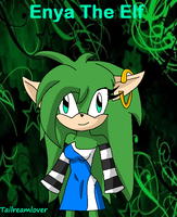 Enya the Elf by Tailreamlover