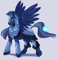 King Nova of Thrace (Animated) by Lionel23