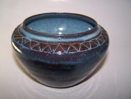 Stoneware Bowl by RenaissanceMan1