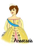 back to the classics:Anastasia by whit2ney