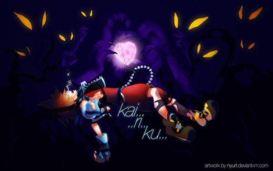 KH: Game Over Again by sheenaduquette