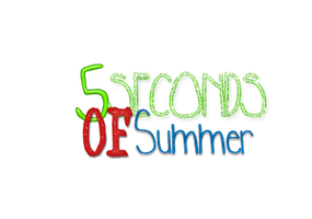 TextoPNG   5SOS by YuliiEditiions