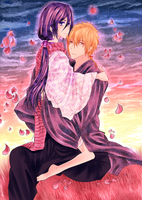 Ichiruki - Flower Princess by gone-phishing