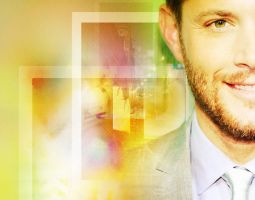 (spn) Jensen Ackles 3 by c-a-t-o