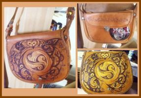 Celtic Bag by Azenora21