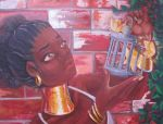 Urban African Queen by Bunneahmunkeah