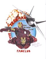 The Iron Man Club by DarkNevermore13