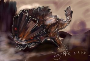 Barroth by TonyPPG