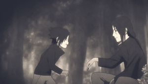 Sasuke and Itachi GIF FILE by Angie988