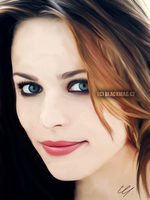 rachel mcadams sketch by perlaque