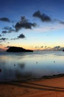 Missing the skies of Guam 5 by peregrination