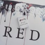 Red Queen Miniature Book by Saint-Rise