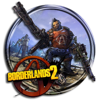 Borderlands 2 Icon by Troublem4ker