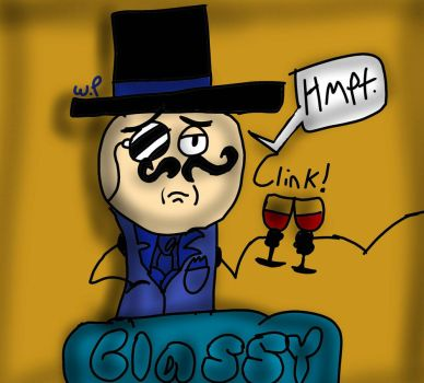 Classy. :3 by 21WolfieProductions