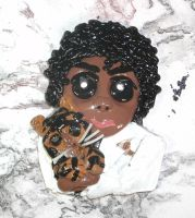 thriller cover magnet by ajacqmain