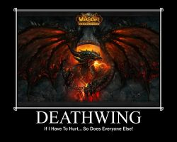 Deathwing - If I Have To Hurt by Zolf-Kun