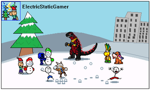 On the 1st Day of Christmas... by ElectricStaticGamer