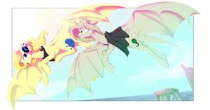 Come, fly with me! by Alice4444DM