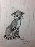Sad Featherpaw by LemurKisaki