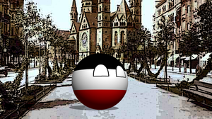German Reich Ball 3D by Arminius1871