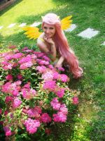 Fluttershy - My Little Pony by FrancescaMisa