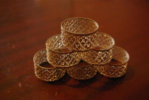Stock - Napkin Ring 1 by Monumnas-Stock