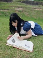 American Mcgee's Alice III by julialorenzutti