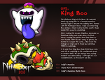 Nintober 075 - King Boo by fryguy64