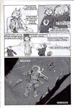 Erma Felna EDF page 171 from Albedo 12 by sagallacci