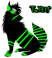 fan art for tayerr by flipkiley