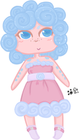 Adoptable: Cotton Candy by Lady-Ri