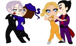 Brothers And Sisters Chibi by Nina-Mishima