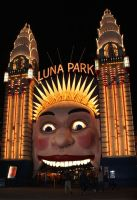 Luna Park Just For Fun by MoleyVyrus