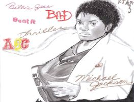 In Memory of Michael Jackson by LordKomodo