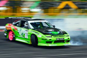 Formula Drift, Singapore 6 by Shooter1970