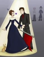 Disney's Les Miserables by ThisBirdTooHasFlown