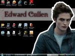 Edward Cullen Wallpaper by MissHatake14