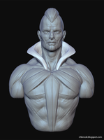 Daily Sculpt 12 by TheGuidance