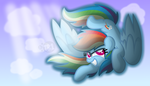 A Dash Of Awesome [+Speedpaint] by xThe-Bubbly-One