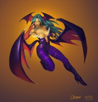 Morrigan Art Jam Color by edsfox