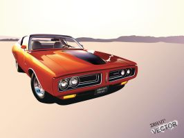 Dodge Charger by Imperatore34