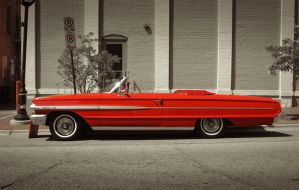 '64 Ford Galaxie 500 by theCrow65
