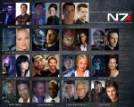 Mass Effect Casting Call Part 1 by Vadlor