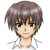 Keiichi Colored by doremefasoladedo