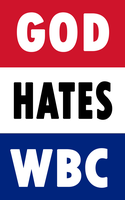 Who god really hates by Party9999999