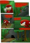 Master Guardian Issue one : Page 6 by Tri-shield