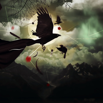 Night Of The Crow by CreativeSteam