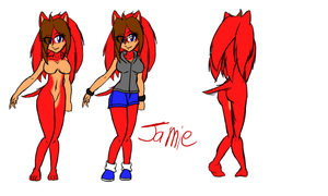 Character sheet - Jamie by jrc1120