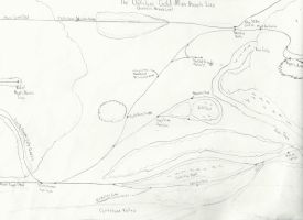 Mapping of Crotoonia: Freddie's Branch Line by TheMilanTooner